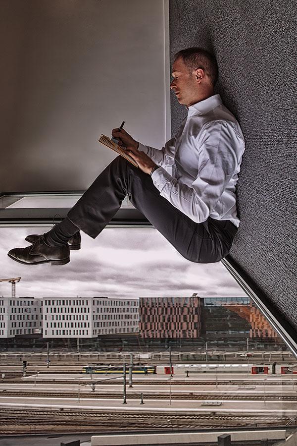 Serge de Gheldere van Futureproofed