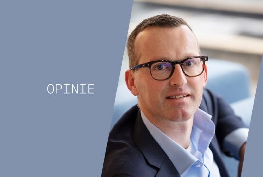 Kris Snijkers, algemeen directeur Vereniging van Vlaamse Steden en Gemeenten (VVSG).