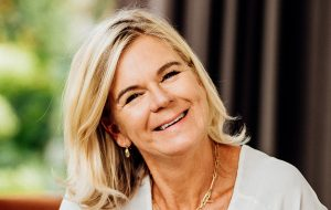 Ann De Bisschop, Wellbeing Consultant en keynote speaker.