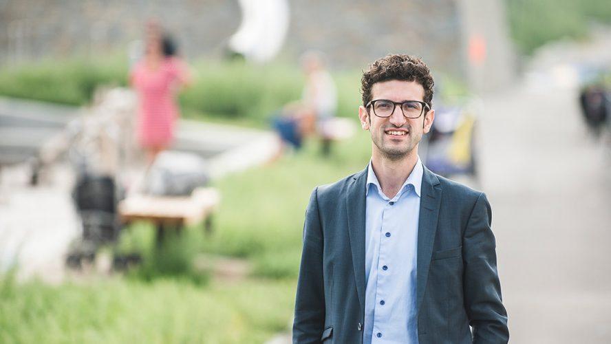 Mohamed Ridouani, burgemeester Leuven.