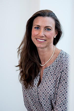 Marysia Kluppels, Corporate Communications & Brand Manager DELA.