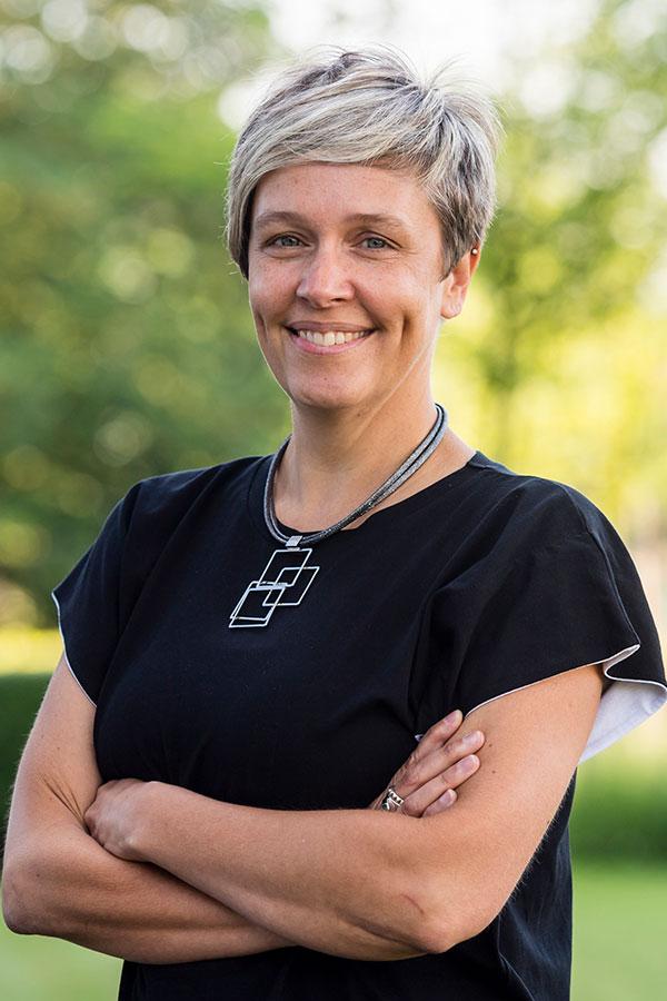 Marjolein Weemaes, Innovation Manager bij Aquafin.