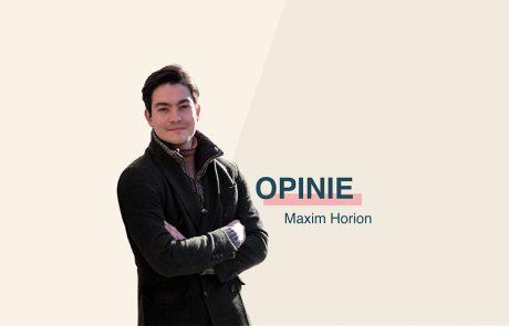 Maxim Horion, communicatieverantwoordelijke Algemene Directie Preventie & Veiligheid.