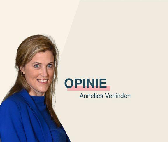 Minister Annelies Verlinden