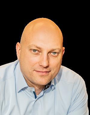 Tim Van der Wee, CIO bij Isabel Group.