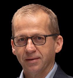 Frank De Weser, Managing Director van Syntegro.