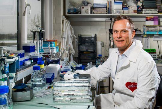 Cédric Blanpain, professeur à l'ULB et investigateur du WELBIO.