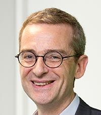 Alex Parisel, CEO de Partenamut