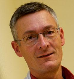 Yves Boutsen, chef de service de rhumatologie à l'UC Louvain.