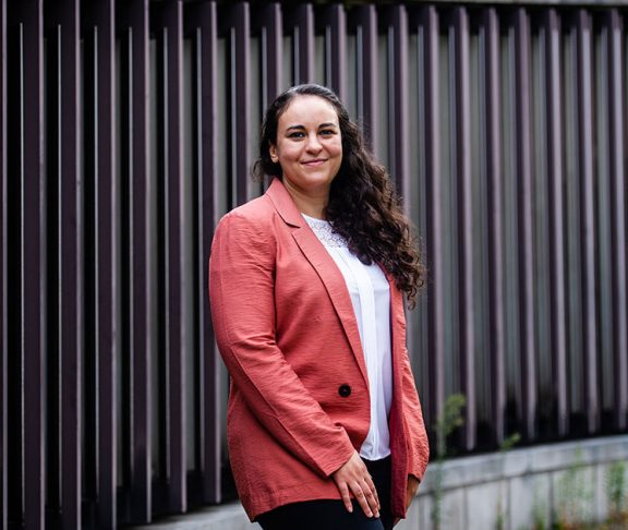 Pr. Farida Benhadou, dermatologue.
