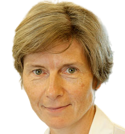 Prof. Dr. Bénédicte Dubois, présidente du Groupe Belge d'Étude pour la Sclérose en Plaques.