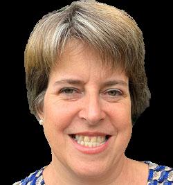 Dr Isabelle Huyghe, porte-parole de Pfizer CRU.