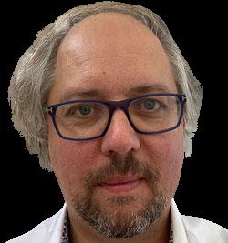 Dr Gérald Deschietere, cliniques universitaires Saint-Luc UCL.
