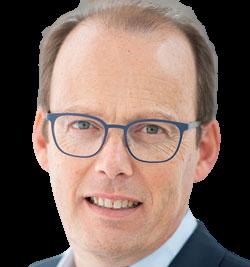 Prof. Dr Dirk Elewaut, chef du service de Rhumatologie de l'UZ Gent.
