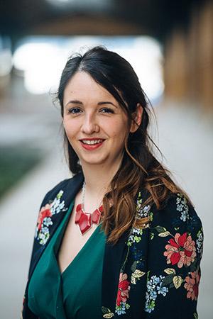 Émeline Lucas Psychologue de la ligne d'écoute chez Wellways.