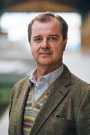 Vincent Dubois, directeur médical général d'Epsylon.