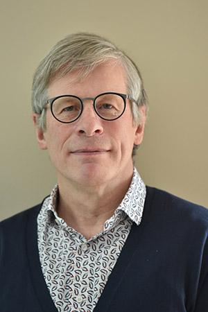 Dirk Stynen, fondateur de Qarad.