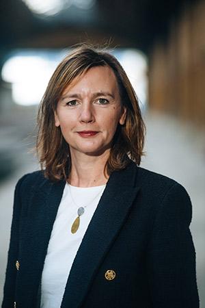 Stéphanie Leblanc, conseillère en prévention aspects psychosociaux chez Mensura.