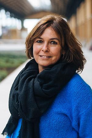 Pascale Wesel, directrice administrative de l'asbl L'Equipe.