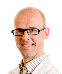 Dr. Maarten Dewil, neuroloog Imeldaziekenhuis Bonheiden.