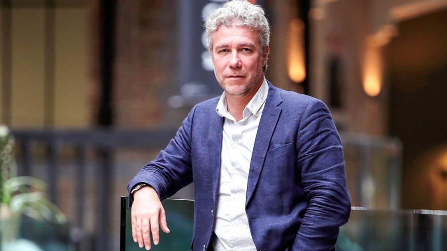 Alain Maron, Brussels minister voor Welzijn en Gezondheid.