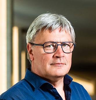 Dr. Hans Rigauts, algemeen directeur AZ Sint-Jan Brugge-Oostende.