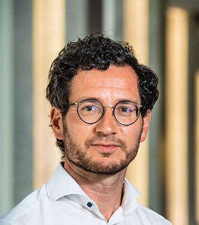 Dr. Stefaan Vandecasteele, medisch coördinator coronacrisiscel AZ Sint-Jan Brugge-Oostende.