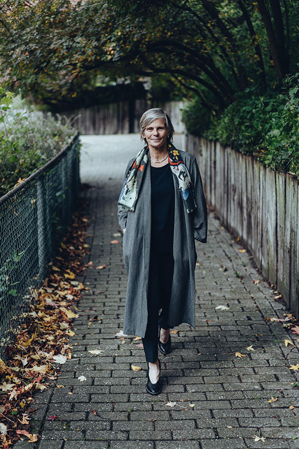 Prof. dr. Caroline Pauwels, rector Vrije Universiteit Brussel.