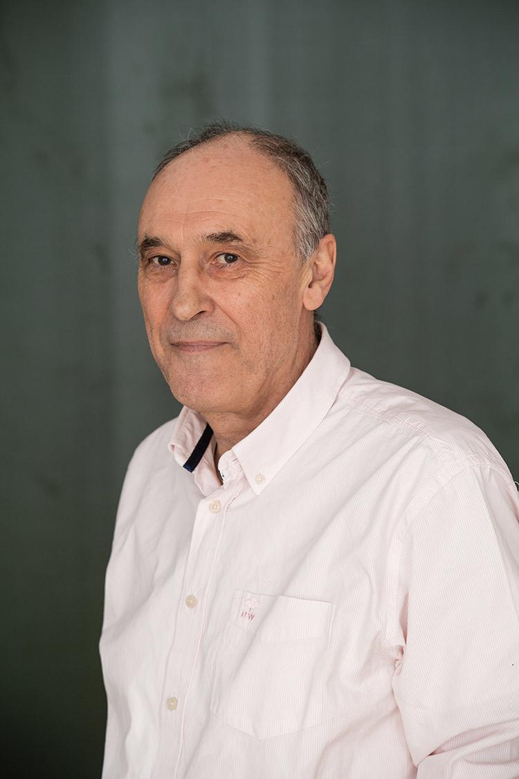 Raoul De Cuyper, algemeen directeur van het Psychiatrisch Centrum Gent-Sleidinge.