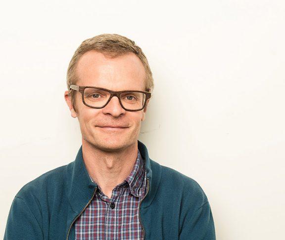 Hans Neefs, expert kankerzorg Kom op tegen Kanker.