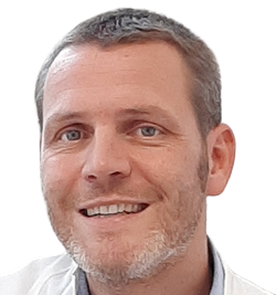 Dr. Philippe Carron, voorzitter 'Hand in Hand, Samen tegen Reuma'.