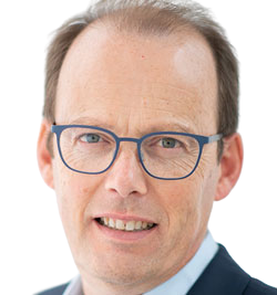 Prof. dr. Dirk Elewaut, diensthoofd Reumatologie UZ Gent.
