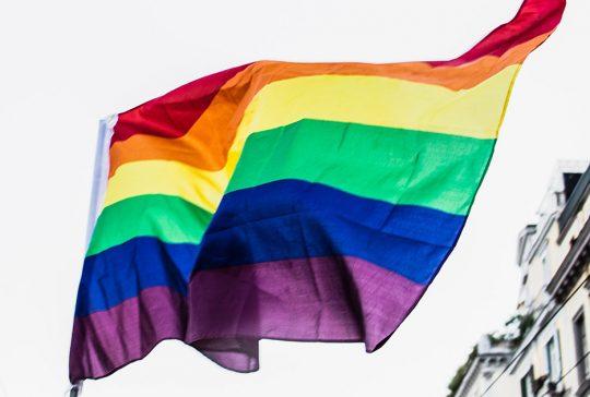 LGBTI-community Pride flag