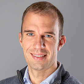 Peter Deckers, co-founder van Syndo Health.
