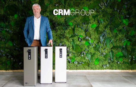 Roland Maes, CEO van CRM Group.