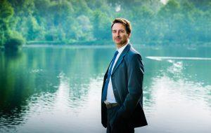 Business Angel Baudouin van Male.