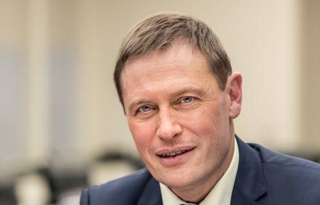 Karel Van Eetvelt, CEO de Febelfin