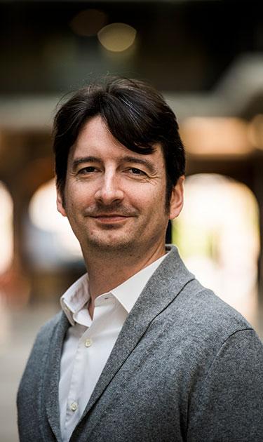 Sébastien Marchon, CEO de Rydoo