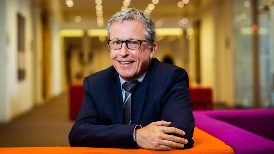 Patrick Beselaere, Président de l'Association belge du leasing.