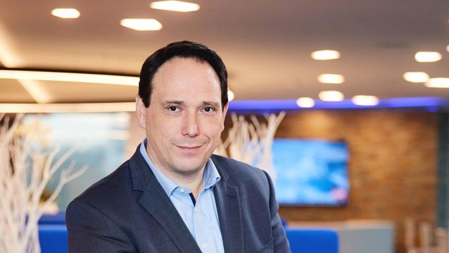 Dominique Demonte, directeur général d'Agoria Wallonie.