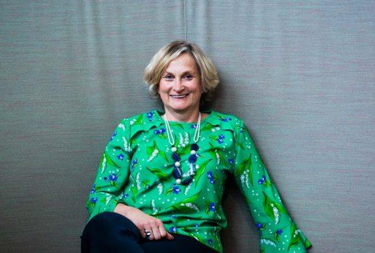 Martine Tempels, responsable de Telenet Business.