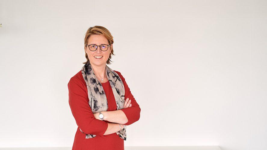Catherine Vandenborre, Trends CFO of the year 2019 et CFO de Elia.