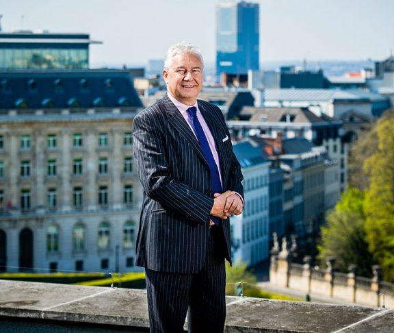 Serge Fautré, Président Honoraire UPSI.
