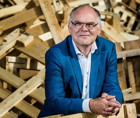 Francis Huysman, CEO de Valipac.