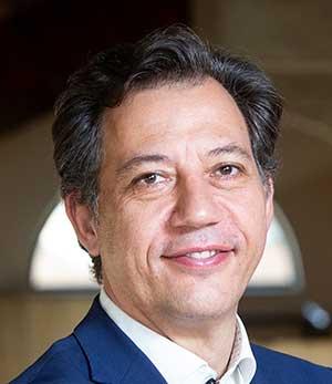 Alain Vas, vice-recteur de l'UCLouvain.