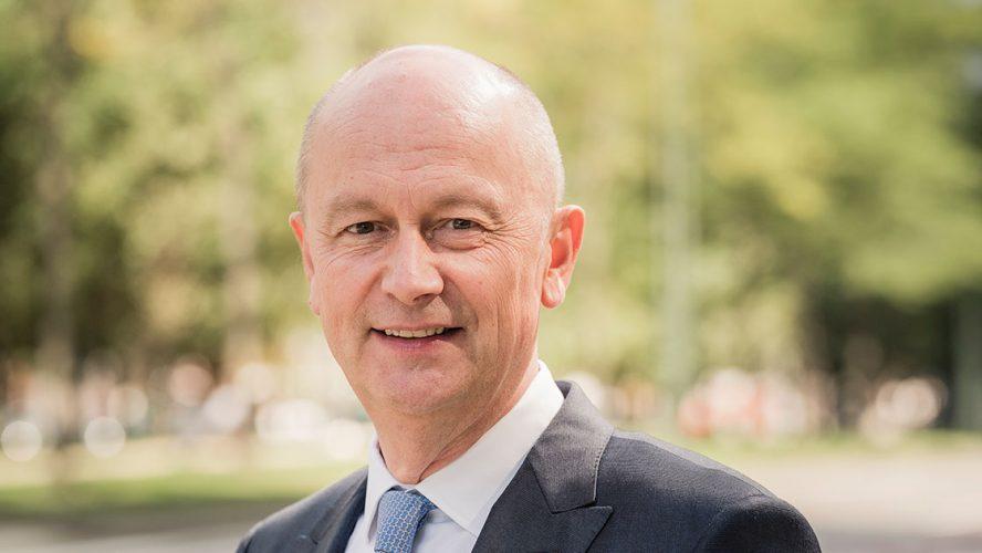 Karel Baert, CEO de Febelfin.