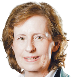 Claudine Laperche, directrice de l'IUFC