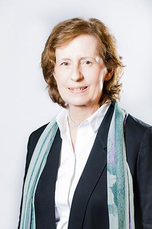 Claudine Laperche, directrice de l'IUFC.