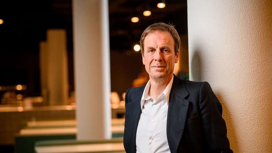 Johan De Meyer, Directeur de NCOI Learning.