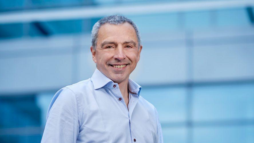 Marc Lambotte, CEO van Agoria